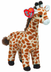 beanie babies topper giraffe tall very