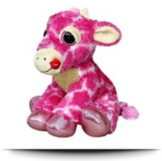 10 Dreamy Love Giraffe Plush