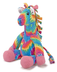 melissa doug rainbow giraffe colorful character
