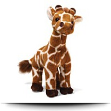 Save Giraffe Small 11 Plush