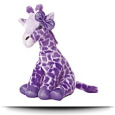 Girlz Nation Purple Giraffe 12