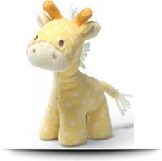 Lolly Giraffe Rattle Toy 5 Plush