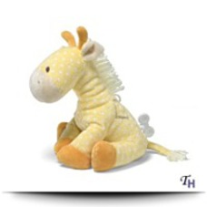 Lolly Musical Giraffe Waggie Keywind