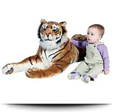 Melissa And Doug Tiger Plush