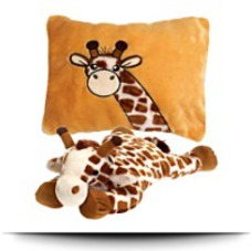 Save Peekaboo Plush 18 Giraffe