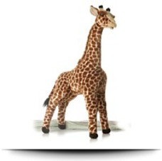 Save Plush Acacia Giraffe