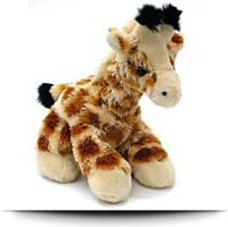 Save Plush Gigi Giraffe 8 Mini Flopsie