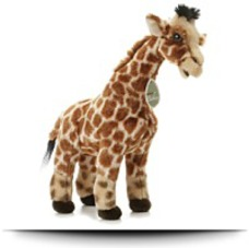 Save Plush Mo Giraffe Baby