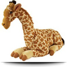 Save Stuffed Giraffe Cuddlekin 30IN Jumbo