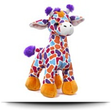 Sunset Giraffe Plush
