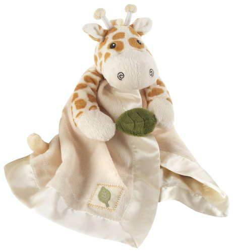 Little Expeditions Plush Rattle Lovie
