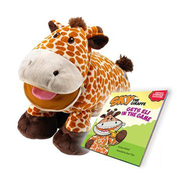 Stuffies Sky The Giraffe
